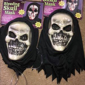 Other - Bleeding skull mask